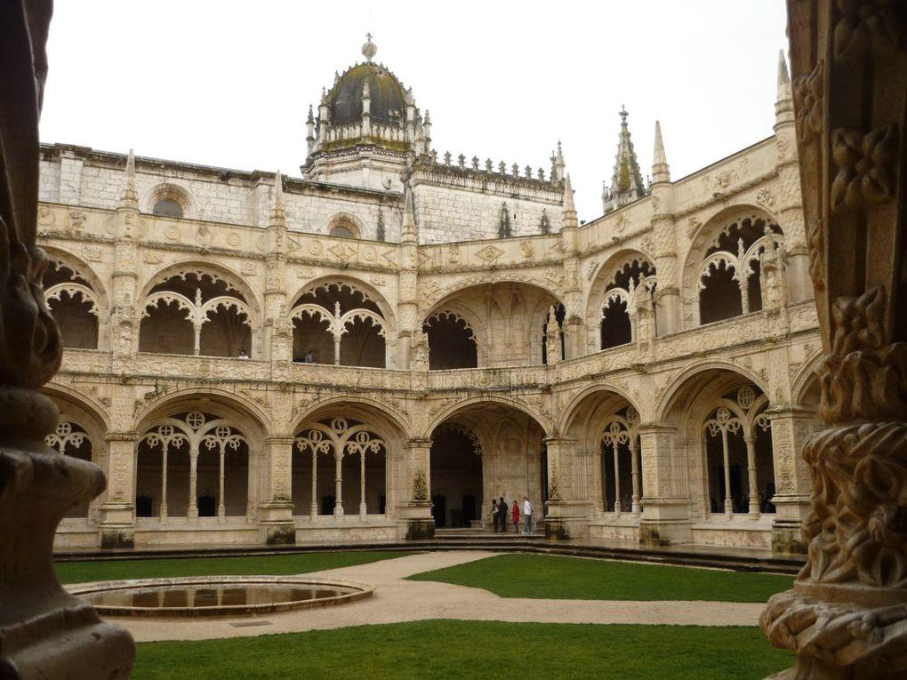 Une matinée dans la ville de Bélem, à visiter le Monastère, la Tour de Bélem et le Musée des Fiacres.