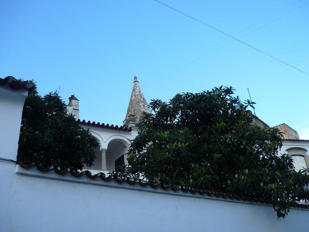 Deux jours à Evora, à un peu plus de cent kilomètres de Lisbonne, au Portugal.