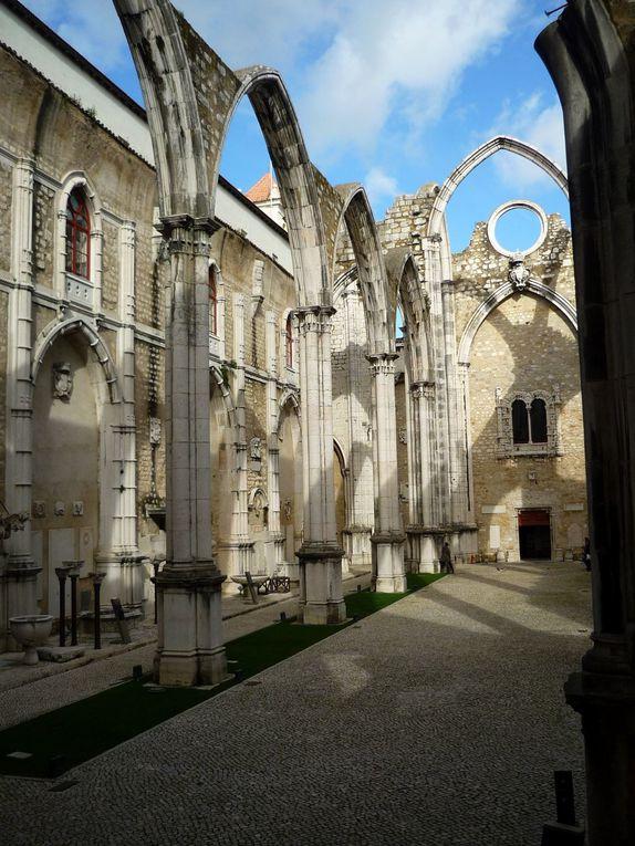 Une dernière journée et demie à Lisbonne avant de partir pour Evora.