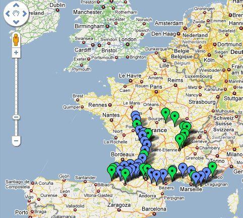 Tour de France des retrouvailles, avec des gens que je n'avais pas vus depuis une semaine ou 19 ans!