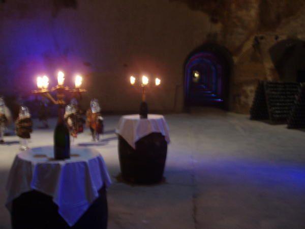 Album - Visite des caves de champagne Pommery
