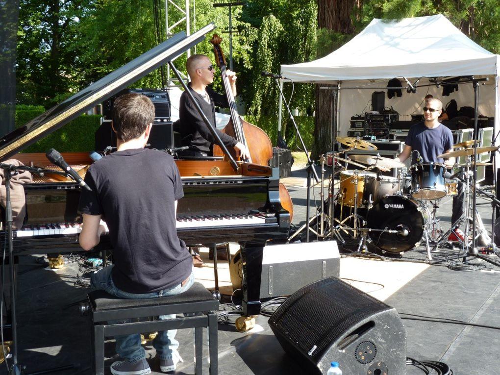 Festival de Jazz à Cheverny, en juin de chaque année