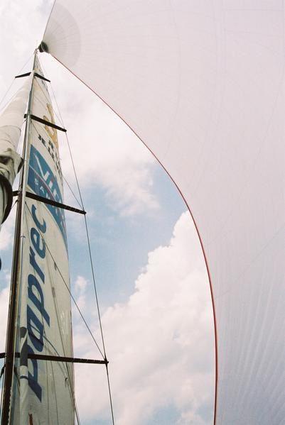 Sorties sur Virbac Paprec et sur Brossard en 2006.Départ du Vendée Globe 2008
