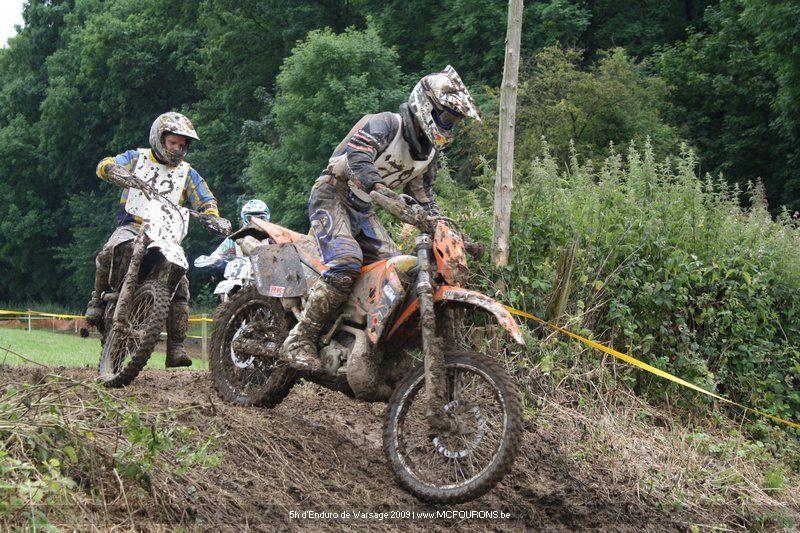 le championnat de Belgique d'endurance TT