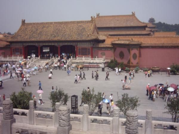 "<span style=""font-style: italic&#x3B;"">Quelques photos p&ecirc&#x3B;le-m&ecirc&#x3B;le de notre voyage en Chine au mois d'ao&ucirc&#x3B;t 2005</span>"