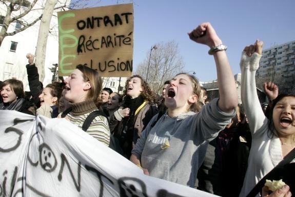 Voici quelques photos de la lutte anti-CPE!