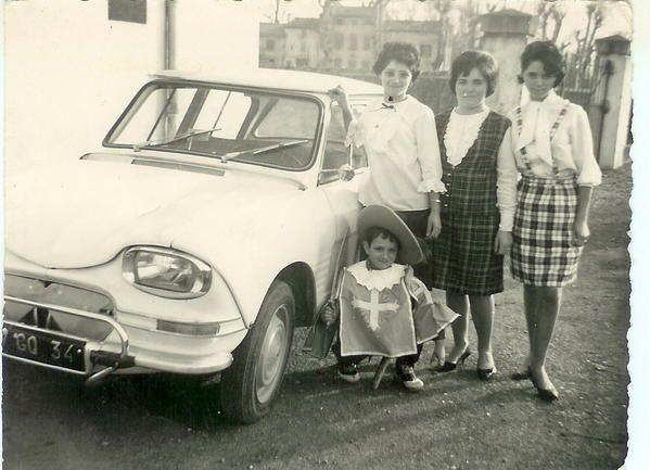 Album - Ma famille avant ...