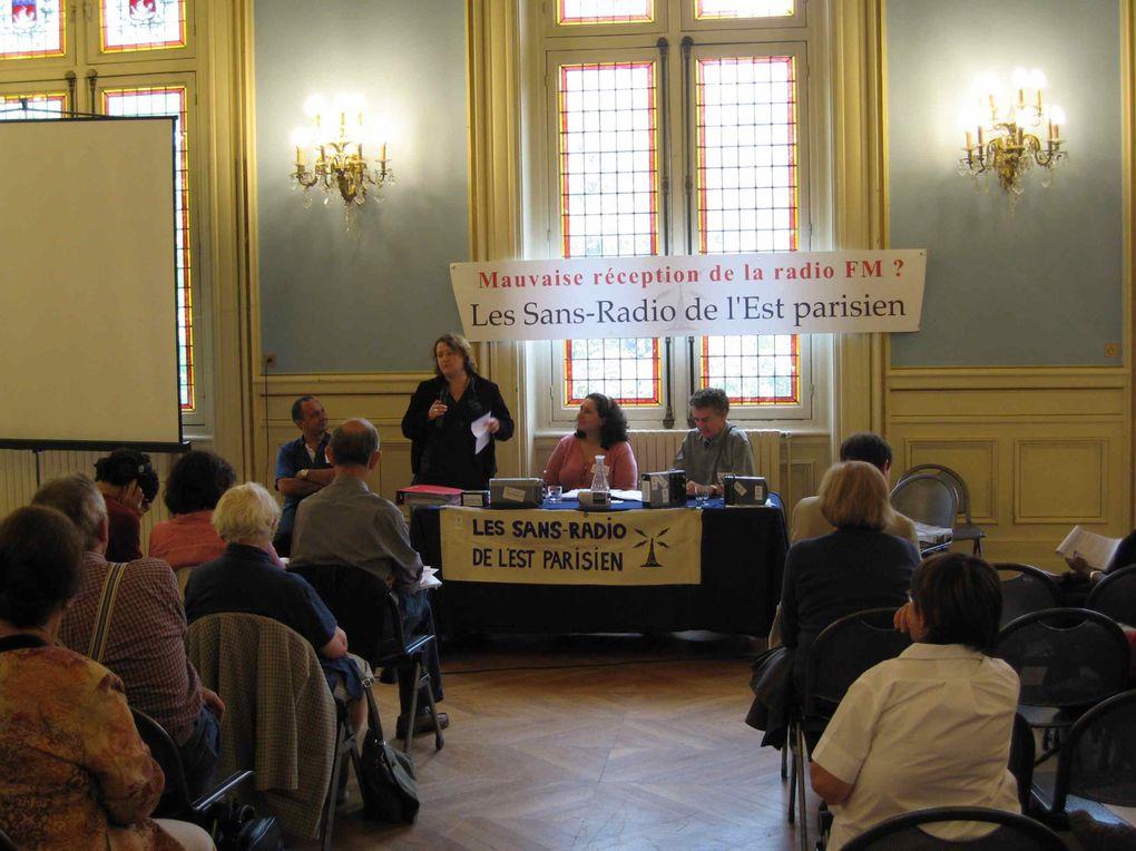 En 2009, l'assemblée générale s'est tenue à la mairie du XXè arrondissement de Paris, en présence de Mme Calandra, maire, le 19 septembre...