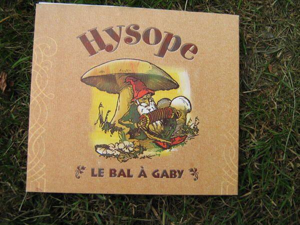 Album - photos le groupe hysope