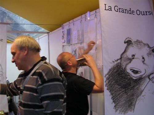 La Grande Ourse à Angoulême