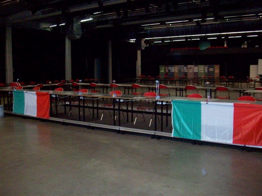 La fête de la BD à Andenne des 7 et 8 novembre 2009