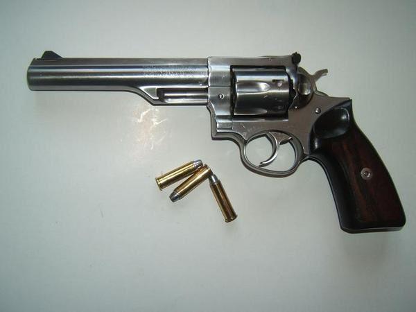 Album - Revolver . Ruger-GP100