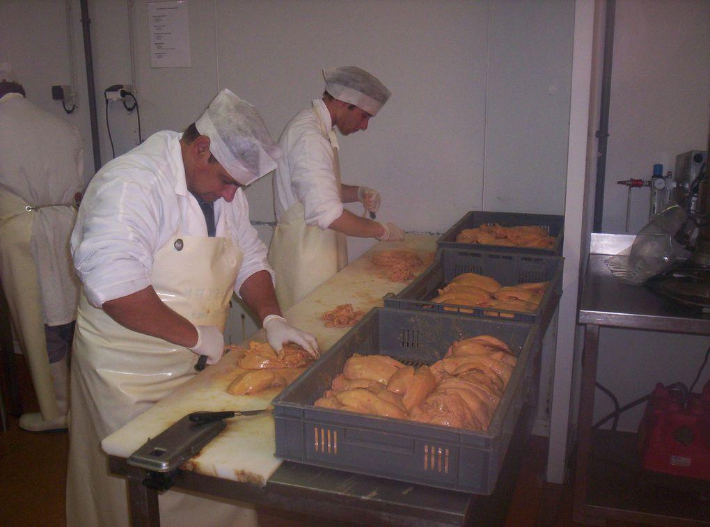 Foie gras et produits du terroir du Château Bellevue