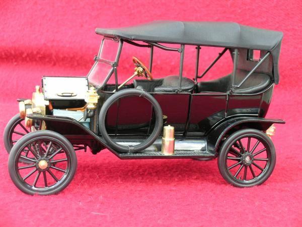 La Ford T de 1913 Franklin mint précision  au 1/16ième
