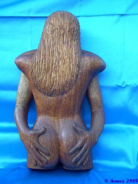 Mes Sculptures sur Bois