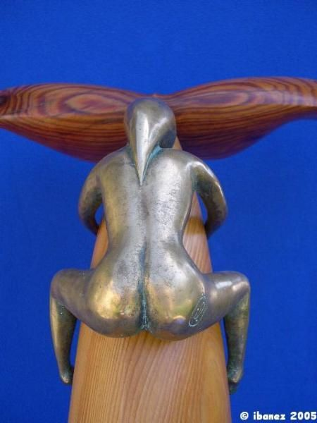 Mes Sculptures en Bronze