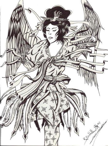 Voici mes dessins sur l'heroic fantasy, les jeux, films, un peu de tout en fait...