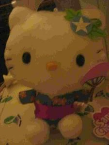 une partie de ma collection de Goodies Sanrio
