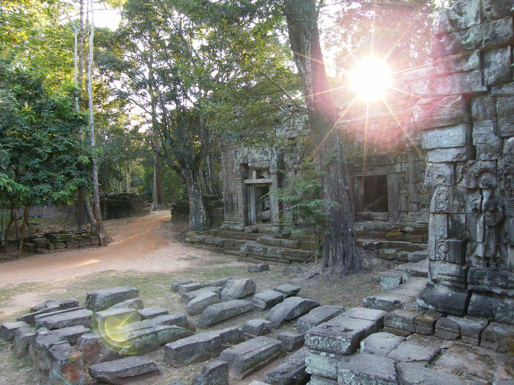 Début Cambodge