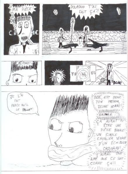 Avant de faire les beaux jours de Génération Manga, certaines séries vivront sur le blog. A vous de les soutenir!!!