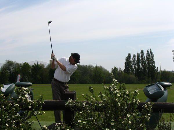 Quelques photos de mon retour au Golf apr&egrave&#x3B;s 7 mois d'abstinence pour cause de &quot&#x3B;Cancer&quot&#x3B;