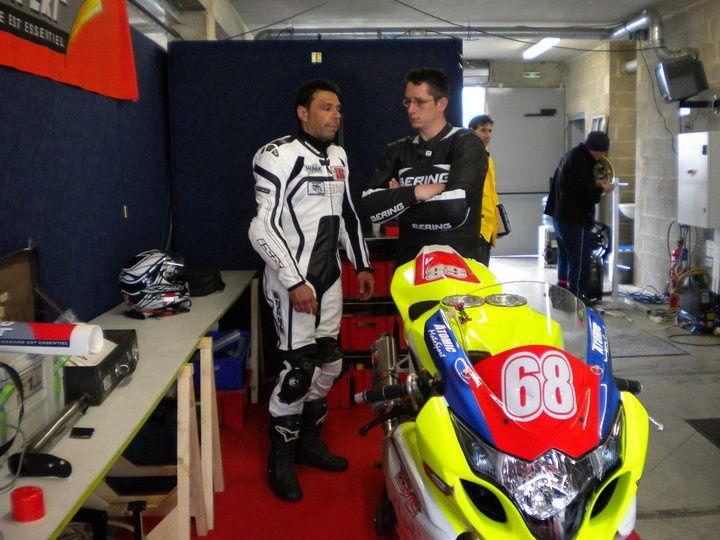 Saison 2010. 24h du Mans et Bol d'Or