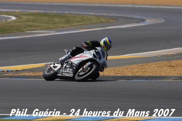24 heures du Mans 2007