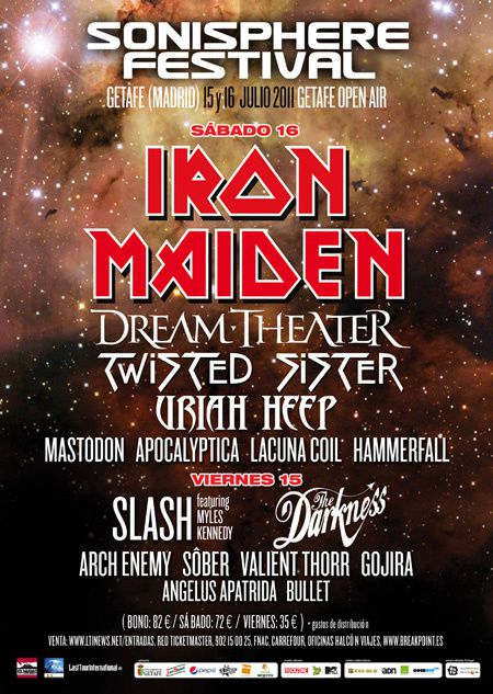 Album - Concerts 2011