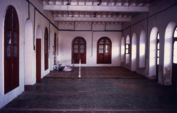 novembre 1994, maison Rimbaud à Aden