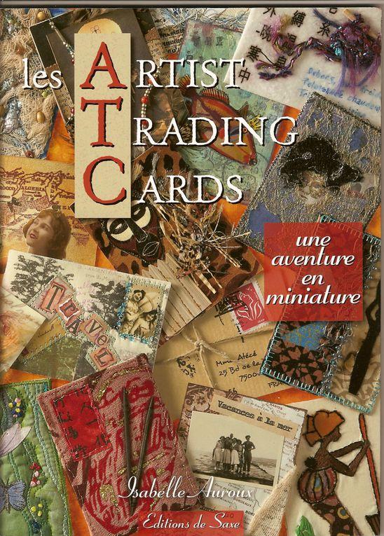 Album - mes-atc et cartes 10-15