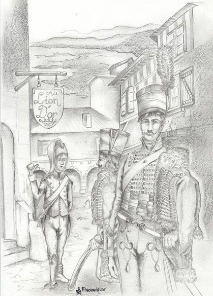Vous trouverez ici des repr&eacute&#x3B;sentations anciennes de lieux de l'Ain.
