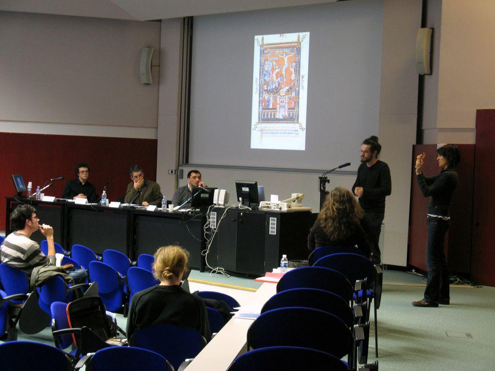 Études pluridisciplinaires sur la sonorité5 et 6 décembre 2007
