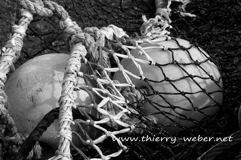 ambiance de port breton - Photos Noir et Blanc de Thierry Weber - Photographe La Baule Guérande