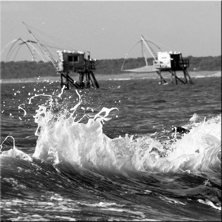 Dunes et Plages Atlantique - Photos Noir et Blanc de Thierry Weber - Photographe La Baule Guérande