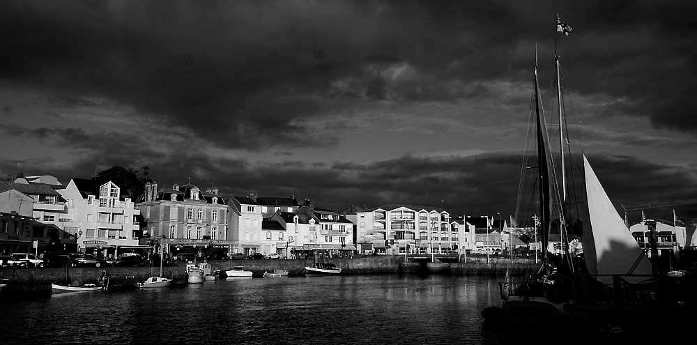 Images de Bretagne - Photos Noir et Blanc de Thierry Weber - Photographe La Baule Guérande