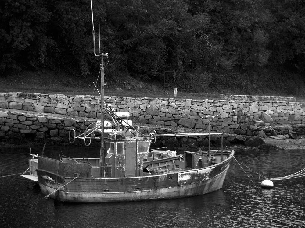 Album - Les bateaux oublies