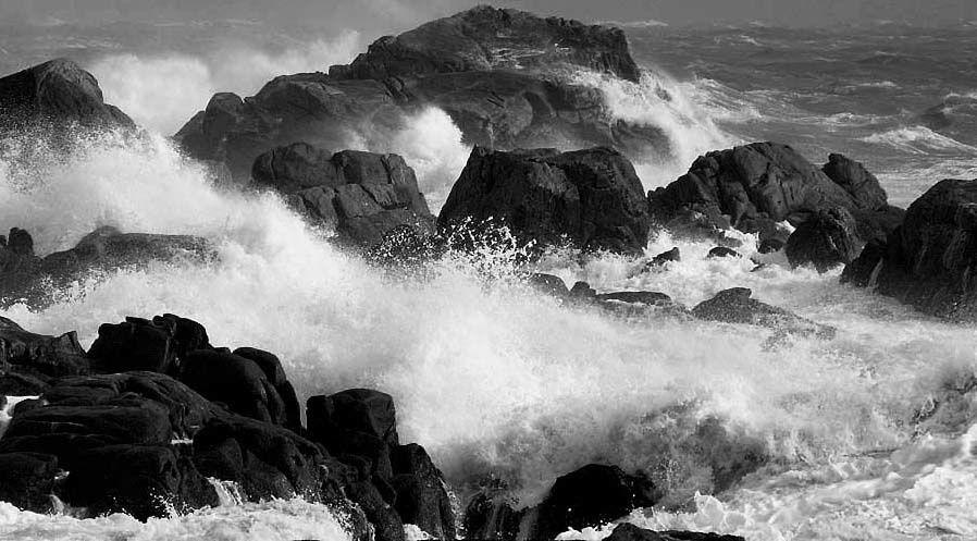 Bretagne en photos - Photos Noir et Blanc de Thierry Weber - Photographe La Baule Guérande