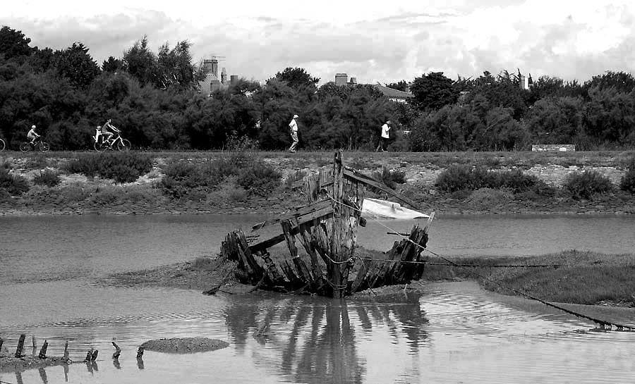 Album - Cimetiere-de-bateaux-Noirmoutier-2008
