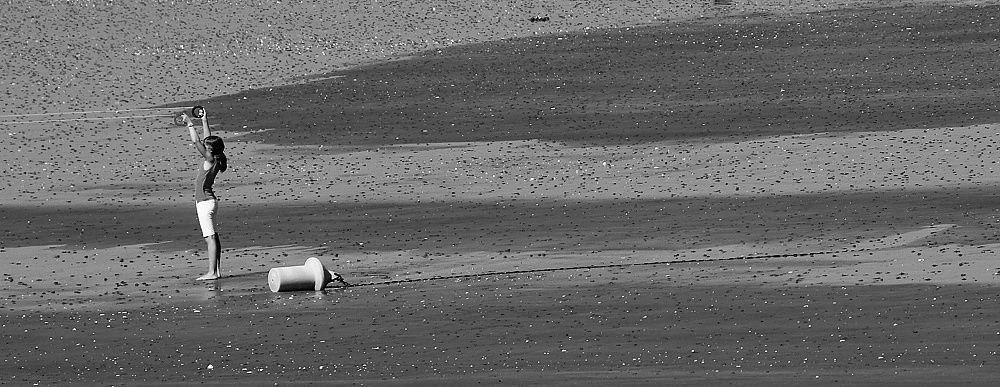 Les panoramiques de Thierry Weber en noir et blanc