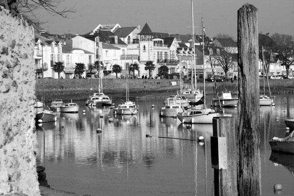 Le vieux Port de Pornic au coeur du Pays de Retz Loire Atlantique