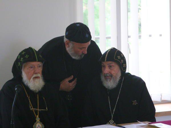 Album - 08 conseil diocesain citeaux 2007