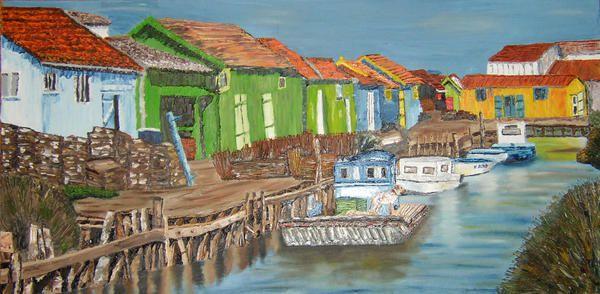 <p>Voici mes modestes oeuvres... J'ai commencé le Pastel Sec et la peinture il y a maintenant bientôt 3 ans... C'était un rêve depuis longtemps...</p>Malheureusement, avec le travail, les enfants, la maison....j'ai peu de temps à y consacrer..