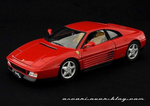 Toutes les Ferrari hors F1 et compétition