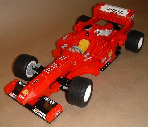 Album - Ferrari 1/16