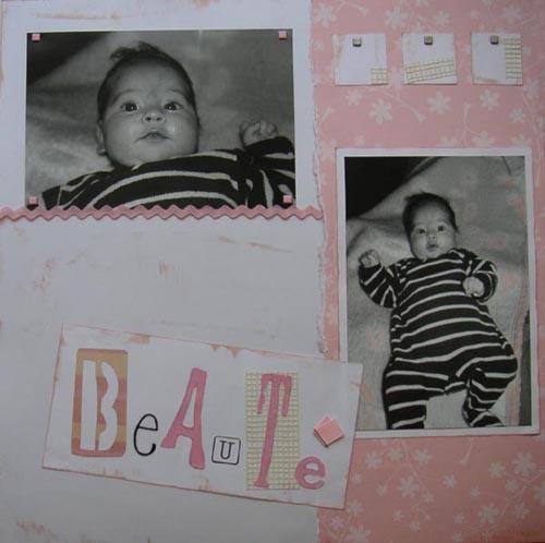 Album - Pages d'Avril 2006