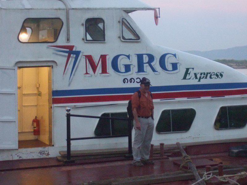 Voyage en Birmanie