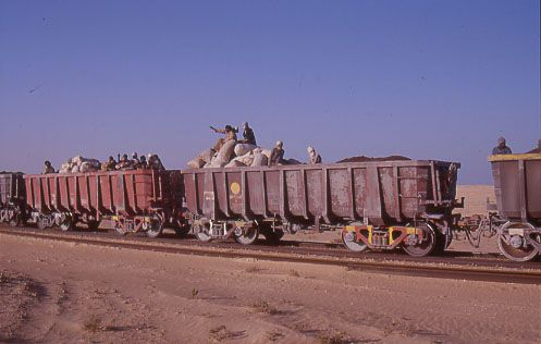 Album - 590 Train-Zouerat-Nouadhibou