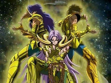 vive les chevalier du zodiaque
