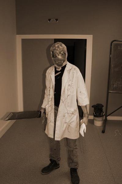 Photo de la Murder Patient 13 coorganisée avec les 1000 mondes