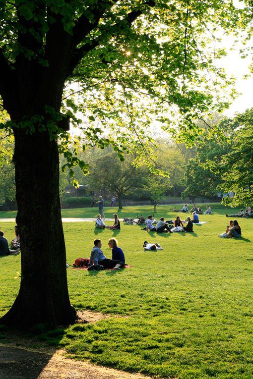 St James's Park in London